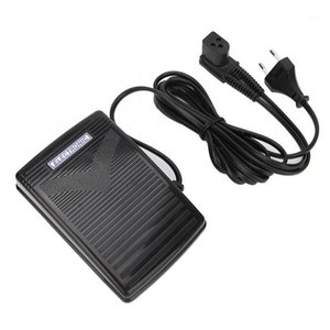 220V Foot Control Pedal With Power Cord for Singer 974 Sewing Machine( EU plug) Sewing Tools1