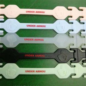 Silikon-Gesichtsmaske Verlängerung Haken Ohrendruck-Reusable Multi Farben Dritter Gang Adjustable Masken Buckle Halter 0 3Rs L2 Reduce