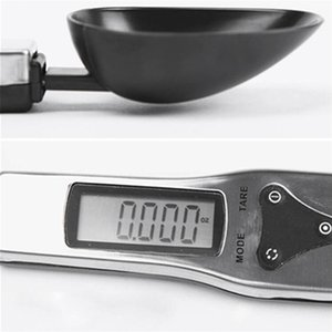 Electronic spoon, high quality digital kitchen stick, removable LCD, 500g   0.1g