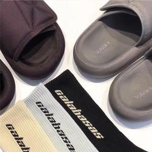 Season 6 350 box socks Eur America 500 fashion brand 700 Kanye west Calabasas sock Wear shoes as you like [order 5 pairs at least] lnn a5SC#