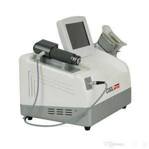 Máquina de adelgazamiento de la onda de descarga de la grasa de la grasa de la célula portátil / al vacío Cryolipolysis Slim Freeze Belt Kryolipoly Machine