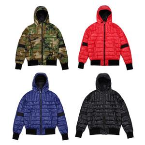 Novo estilo 2020 de venda quente canada curta jaqueta bomber jacekt edição limitada fino e leve manter quente para baixo inverno parka exterior