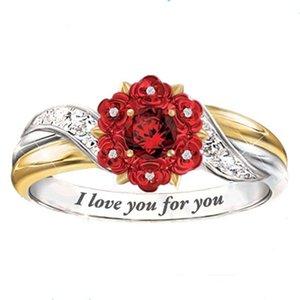 caldo Animal anello cuore serie delfino per le donne e le ragazze rosa artificiale bambino genitore anello di diamanti gufo anello di favore di partito T2C5288