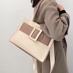 Сумки женщин широкий плечевый ремешок скрещивание сумки дизайнерский дизайнер большой покупатель сумка женская искусственная кожаная сумка Grand Sast