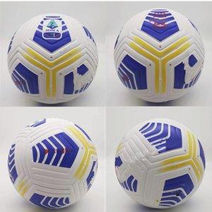 2020 2021 Club de la Serie A de la Liga Partido de fútbol bola 20 21 5 bolas del tamaño de gránulos antideslizantes envío gratuito de fútbol balones de alta calidad