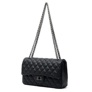 2020 solds delle donne calde borse designer borse borse qianqianli5 nero catena di qualità XXL Classial 33CM maxi Quilted Bag Nero Rosso Bianco G