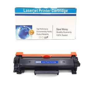 Compatible Toner Cartridge Replacement for Brother TN-760 TN760 MFC-L2730DW MFC-L2750DW HL-L2370DW HL-L2395DW DCP-L2550DW (1 Pack Black)