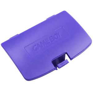 Для Gameboy Color Purple Замена крышки батареи ДжиБиСи Обложка Brand New