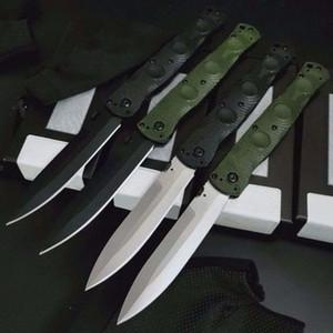 Butterfly dans le couteau 391 BM391 D2 Tactical Selfe Defense Pliante Couteau de poche EDC Couteau de camping Couteaux de chasse Couteaux de Noël Cadeau de Noël A3147 BMF