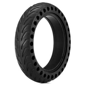 Reemplazo de neumáticos de la scooter de 8,5 pulgadas Reemplazo de neumáticos sólidos Neumáticos Amortiguador Amortiguador para Xiaomi M365 / Gotrax GXL