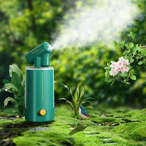Humidifiers Air Circulation Humidifier Intelligent Shaking Head Uniform Nano Delicate Mist 120 ° USB Discharge1