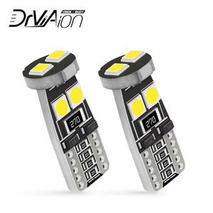 2x T10 W5W 2825 LED Parking Clearance Light Lamp For Qashqai Juke Almera X-trail Tiida Note Primera Pathfinder Sentra