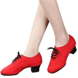 JAYCOSIN في الهواء الطلق زائد الحجم أحذية عالية الكعب الرقص اللاتينية أحذية نسائية قاعة رقص الصلصا حزب تانجو أكسفورد الكعب أحذية الرقص