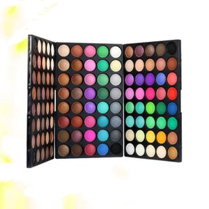 120 Colors Eye Shadow Matte Pearly Lustre Smoky Eyeshadow Makeup Multicolor Cosmetic Pallet for Girls Ladies