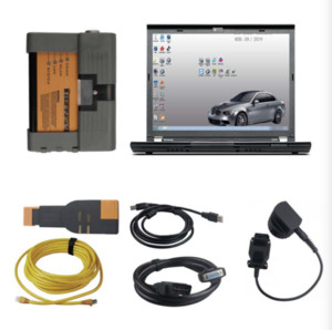 V2020.08 for BMW ICOM A2+B+C Diagnostic & Programming Tool Plus i5 4g X230 Laptop With Engineers mode