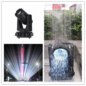 1 piece christmas lights outdoor 17R 350W wash spot Beam 3 in 1 waterproof IP65 moving head sky search light beam 350w