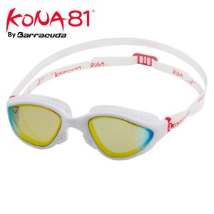 "Barracuda kona81 swimming glasses k945 mirror glass nest"" honeycomb structure frame"