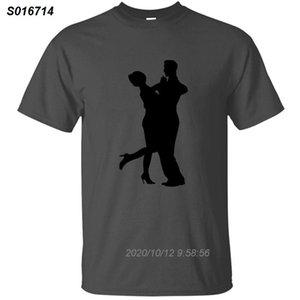 La Nouvelle Lumière du soleil Ballerina Ballett Danse Danseur Tanz Taenzer Yoga T-shirt 100% coton unisexe O col fantaisie T-shirts 56131210
