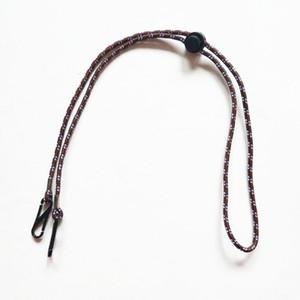 Maschere appesa cordino di Corde Mask adjustable chain Anti Slip Maschera Ear Grip estensione Maschere viso Hook corda Holder Buckle FWD1376
