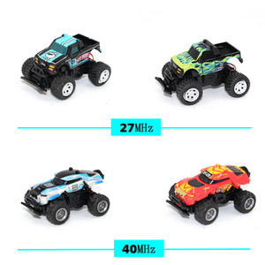 RC Car fuera de la carretera 1:58 RC Coches Off-Road Vehicles Toys Control Remoto Modelo Modelo Toys Cars Toy Car Remoto Children Best Gifts LJ200919
