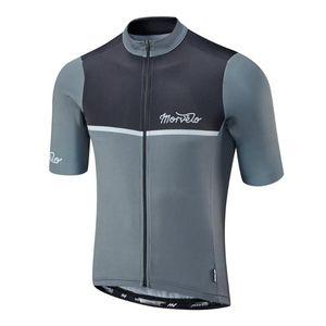 2020 Morvelo 여름 사이클링 저지 Breathale 산악 자전거 의류 빠른 드라이 레이싱 MTB 자전거 의류 제복 자전거 의류