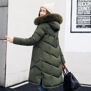 Hooded Winter Jackets Women Coat Winter Parka For Women Long Coat Keep Warm Womens Down Jackets Parka Snow Wear1