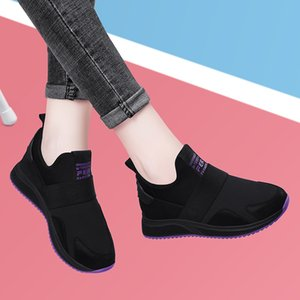 Women's shoes autumn 2020 new all-match sneakers autumn and winter black casual shoes autumn shoes sneakers