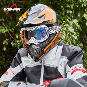 Hohe qualität mode bunte winddichte sandproof 19 * 11 cm motorrad bike schmutz atv offroad ski harley pc einstellbare brille