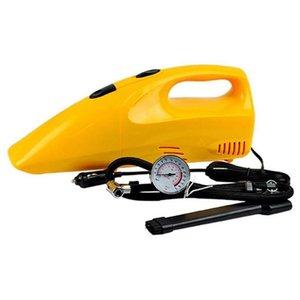 Car vacuum cleaner ABS plastic Two-in-one tire pressure gauge air pump Multifunctional High power vacuum cleaner 1 Set