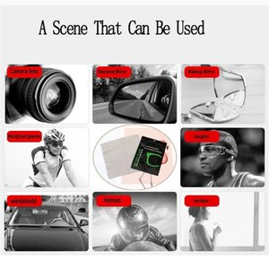 14.5 * 14.5 mm 안개 안경 안경 천은 맑은 뷰 렌즈 컴퓨터 거울 닦아 닦아 헝겊 Chammy Suede 안경 ACC QYLLQB