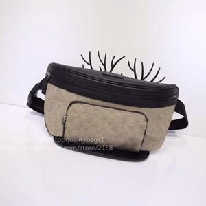 New Hot sold 33cmFashion Genuine leather Top quality women luxurys designers shoulder bag men wallet Classic designers waist bag Free Shipin