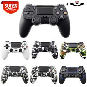 Controlador sem fio / com fio para Mando PS4 para PlayStation 4 / PS3 Console para Dualshock 4 controlador Controlar PS4 Joystick # K97W