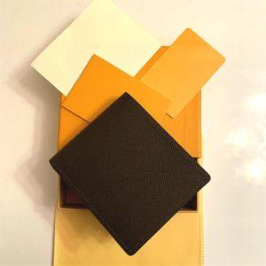 Portafogli del designer di modo in stile europeo Portabicchieri di lusso Le importazioni di marca di lusso Importazioni in pelle con portafoglio in pelle Stile multiple opzionale e con scatola