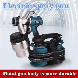 220V 800W alta pressão elétrica Spraying Gun para o automóvel pulverização metralhadora para autom / home zngn #