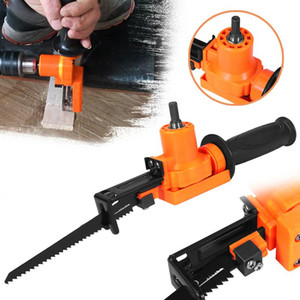 Power Tool Accessories Reciprocating Saw Home Adjustable Electric Drill Bits Non-Slip Cutting Wood Adapter In Stock