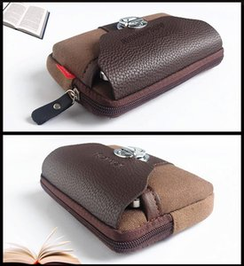 Men Fanny Pack Mobile Phone Bag Good Quality Hasp Cover Canvas Coin Purse Burse Pocket Fabric Bags Waist Packs Man Purses Pouch