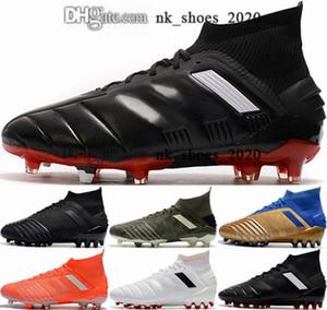 38 Футбольные ботинки Youth AG 12 PRESTATOR TANGO 19 Размер США FG 46 С Коробка Мужские Футбольные Клеиты 19.1 Обувь Tunf Crambons De Мужские EUR Женщины