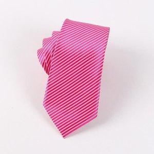 7cm Neck Ties for Men Polyester Wedding Business Suits Tie Men Neckwear Ties Gifts Gravatas Custom Logo