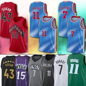 2021 NCAA Kevin Kyrie Carter Durant Vince Irving Brooklyn