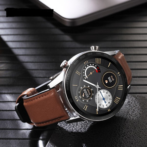 Luxury ECG Smart Watch Montre Bluetooth Call SmartWatch Mens Femmes Designer Sport Fitness Bracelet Smart Clock Montres Montres pour Android