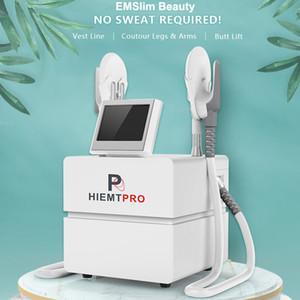 최고의 emsculpting 기계 판매 emsculpting 근육 장비 emsculpting 슬림 기계 2 개 핸들 무료 배송 2 년 보증