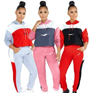 designer Women Tracksuits Hoodies+Leggings 3XL letter Outfits 2 Pcs Sets Casual Sportswear Fall Winter Sweatsuits Long Sleeve Clothing 3711