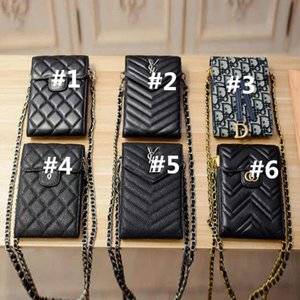 New chain mobile phone bag shoulder small bag fashion messenger mini female bag trend fashion luxury bags wholesale