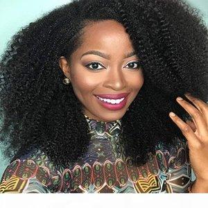Cheap Brazilian Human Hair Wigs With Baby Hair Pre Plucked 150 Density Brazilian Glueless Afro Kinky Curly Human Hair Wigs