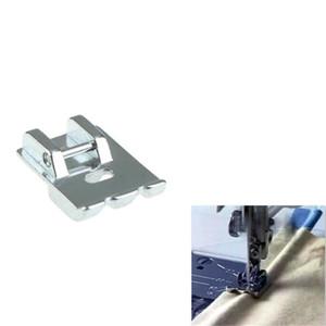Multi-Funktions-Haushalts-Nähmaschine-Fuß-Presser Zipper Nähmaschine Behälter Nähfuß Zipper