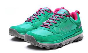 RAX Открытый водонепроницаемый пеший туфли женские кроссовки Nubuck кожаные дышащие нескользящие треккинг альпинизм ходьба туфли