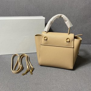 Fashion shoulder oblique bag Neo Vintage advanced artificial canvas backpack leather production famous brand design famous brand bag