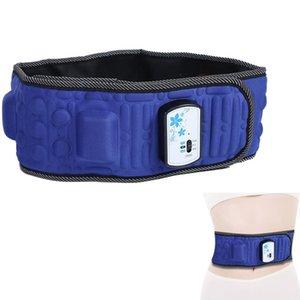 Thin elektrische Gürtel abnehmen Massage Fitness X5 mal Balance Vibration Bauchmuskelgröße Inkubator