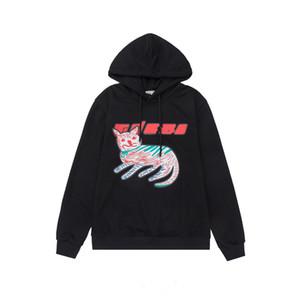 2021 осень зимние толстовки мужская одежда стилист с капюшоном толстовки мода напечатаны с капюшоном пуловеры уличный стиль мужской свитер