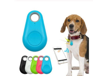 Collars Leashes Smart Gps Tracker Mini Antilost Waterproof Bluetooth Locator Tracer For Pet Dog Cat Kids Car Wallet Key Collar Accesso Mgjwa